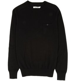 Ben Sherman Ben Sherman, The Crew Neck, jet black, M