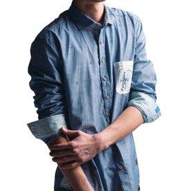 Einstoffen Einstoffen, Hemd Butch, Cassidy, XL