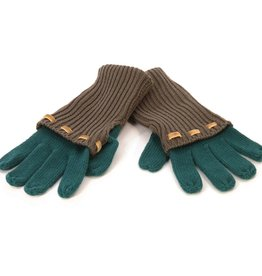 Skunkfunk Skunkfunk, Sentin Gloves, brown, one size