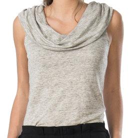 Skunkfunk Skunkfunk, Soraya T-Shirt, light grey, L
