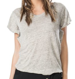 Skunkfunk Skunkfunk, Theoxane T-Shirt, light grey, L
