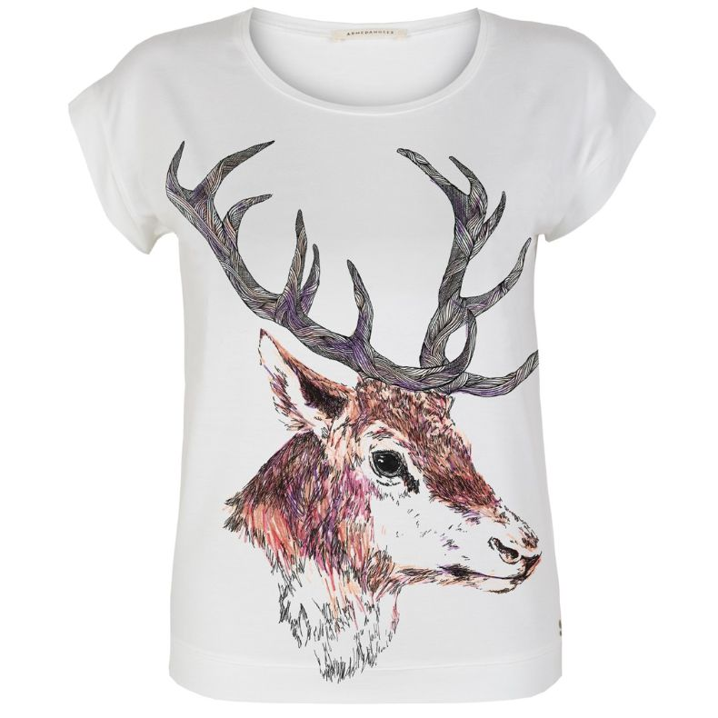 armedangels armedangels, Mary Wild Life, off white, L