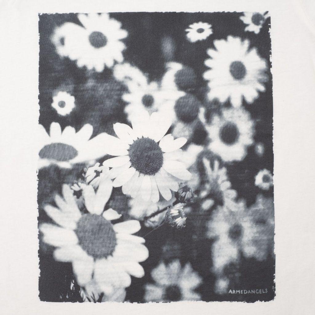 armedangels Armedangels, Pep Blooming, off white, M