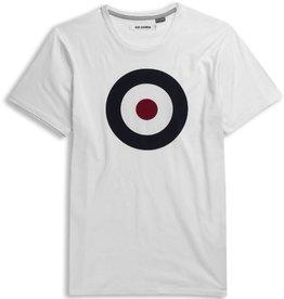 Ben Sherman Ben Sherman, Target, T-Shirt, bright white, XL