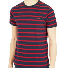 Ben Sherman Ben Sherman, T-Shirt, Dark Blue/Stripe, XL