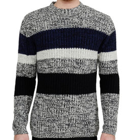 Minimum Minimum, Tempa Knit, Black/Grey Melange, S