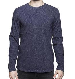 RVLT RVLT, Tee Cotton Denim Look 1665, Navy, XL