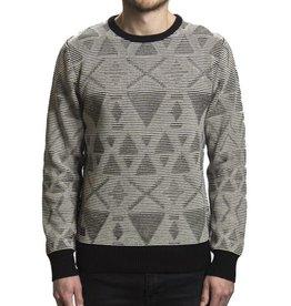 RVLT RVLT, 6419 Knit Pattern, Black, S