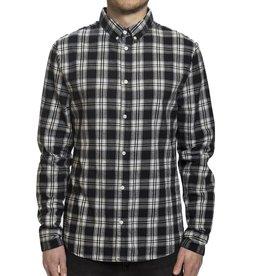 RVLT RVLT, 3483 Shirt Check, Black, M