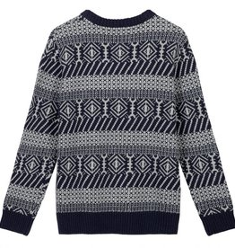 WESC WESC, North sweater, blue iris, XL