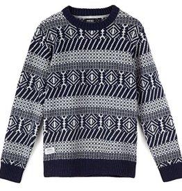 WESC WESC, North sweater, blue iris, L