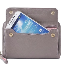 Lost & Found Accessories Lost & found, Smartphone wallet Dusty Rose