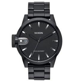 Nixon NIXON, Chronicle 44, Black / Gunmetal