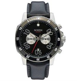 Nixon NIXON, Ranger Chrono Leather, black