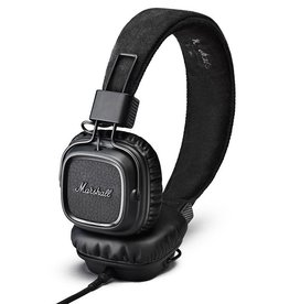 Marshall Headphones Marshall Headphones, Major 2, Pitch Black