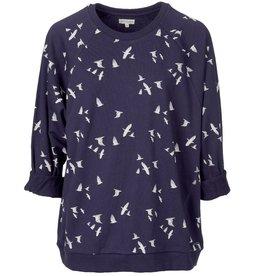 Element Clothing Element, Adele, blue birds, XS