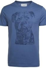 armedangels Armedangels, James City Dog, dove blue, S