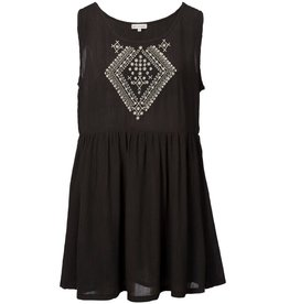 Element Clothing Element, Oslo Dress, off black, S