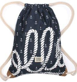 Kollegg Kollegg, Bag, anchor og, blau