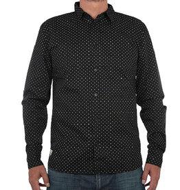 RVLT RVLT, 3389, Shirt Pattern, Black, M