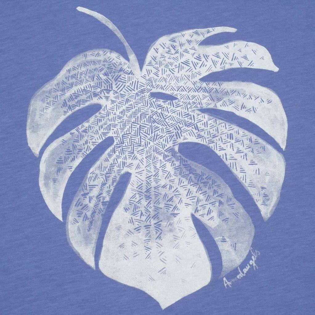 armedangels Armedangels, Uma Summer Leaf, cornflower blue, XS