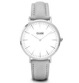 Cluse Cluse, La Bohème, silver white/grey