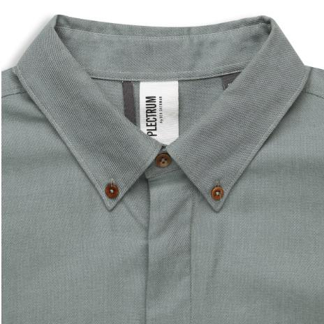 Ben Sherman Ben Sherman, PLECTRUM Shirt SS, Dark Forest, L