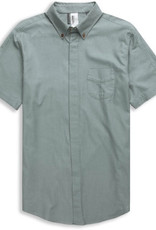 Ben Sherman Ben Sherman, PLECTRUM Shirt SS, Dark Forest, L