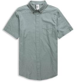 Ben Sherman Ben Sherman, PLECTRUM Shirt SS, Dark Forest, M