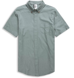 Ben Sherman Ben Sherman, PLECTRUM Shirt SS, Dark Forest, S