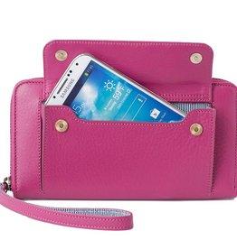 Lost & Found Accessories Lost & found, Smartphone Wallet Raspberry
