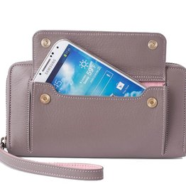 Lost & Found Accessories Lost & found, Smartphone Wallet gross, Pale Stone