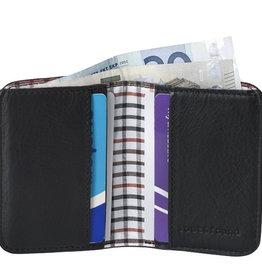 Lost & Found Accessories Lost & found, Kreditkarten Portemonnaie, black