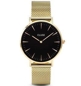 Cluse Cluse, La Bohème Mesh, gold/black