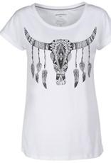 armedangels Armedangels, Liv Boho Bull, white, XS