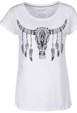armedangels Armedangels, Liv Boho Bull, white, L