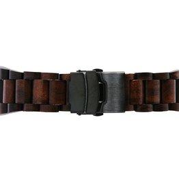 Kerbholz Kerbholz, Reineke Armband, Black chacate