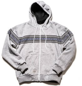 Safari Safari, Nordic Polarfleece, grey heather, L