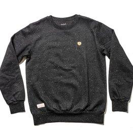 Safari Safari, Twine Sweater, black snow, XL