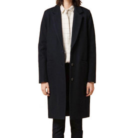 Sessun Sessun, Jean Coat, navy, S