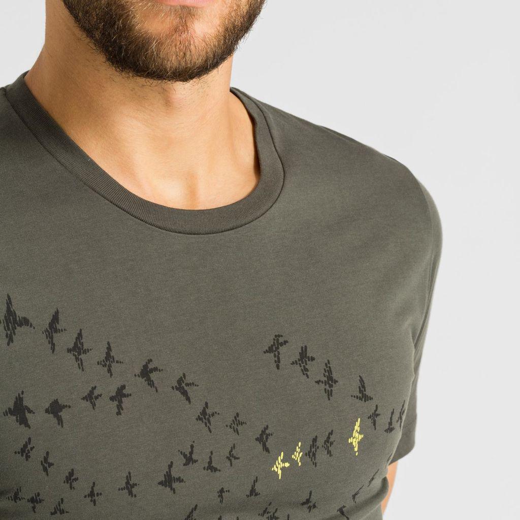 armedangels Armedangels, James Birdline, olive, XL