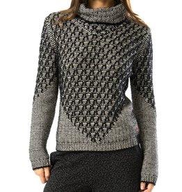 Skunkfunk Skunkfunk, Lunan Sweater, black, L