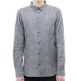Dr.Denim Dr.Denim, Pete Shirt, black, L