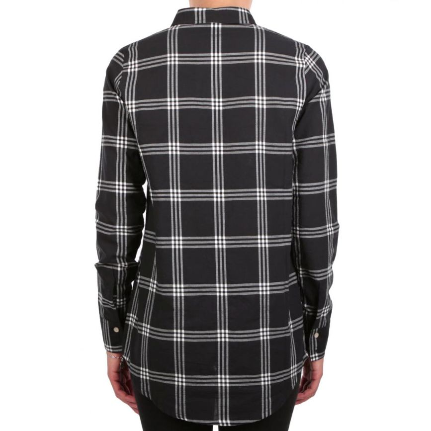 Iriedaily Iriedaily, Macker Plaid Shirt, black, XS