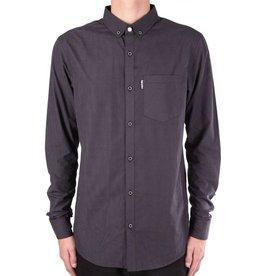 Iriedaily Iriedaily, Kieran LS Shirt, black, XL