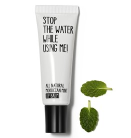 Stop the water while using me STOP THE WATER, Marrocan Mint Lip Balm, 10ml