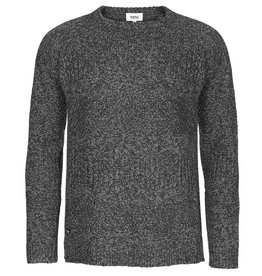 WESC WeSC, Aro Knitted Sweater, grey melange, S