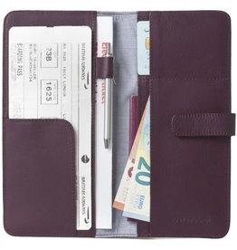 Lost & Found Accessories Lost & found, Travel Organizer, burgundy