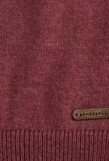 armedangels Armedangels, Ray, Burgundi Melange, S