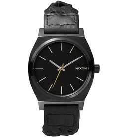 Nixon NIXON, Time Teller, All Black Woven